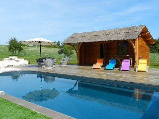 4 bedroom Villa in Villeneuve sur Lot, Dordogne-Lot&Garonne, France : ref - Monflanquin vacation rentals