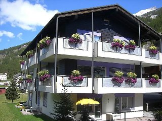 3 bedroom Apartment in Saas-Grund, Valais, Switzerland : ref 2252816 - Saas Grund vacation rentals