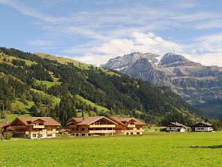 2 bedroom Apartment in Lenk, Bernese Oberland, Switzerland : ref 2252801 - Lenk-Simmental vacation rentals