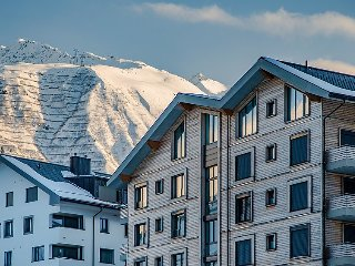 2 bedroom Apartment in Andermatt, Central Switzerland, Switzerland : ref 2236817 - Andermatt vacation rentals