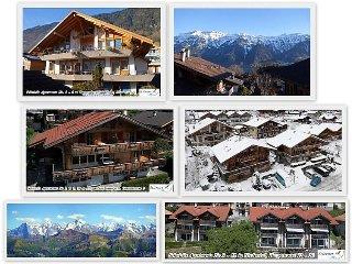 2 bedroom Apartment in Ringgenberg, Bernese Oberland, Switzerland : ref 2235444 - Ringgenberg vacation rentals
