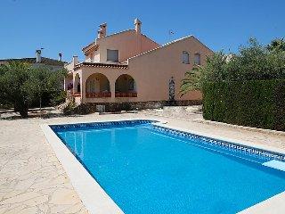 4 bedroom Villa in L Ampolla, Costa Daurada, Spain : ref 2235441 - L'Ampolla vacation rentals