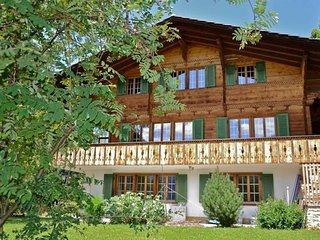 4 bedroom Apartment in Lenk, Bernese Oberland, Switzerland : ref 2235313 - Lenk-Simmental vacation rentals