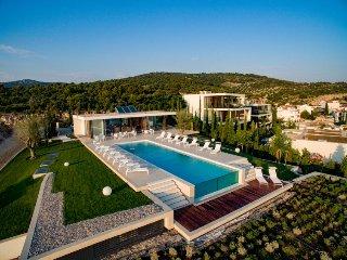 2 bedroom Apartment in Primosten, Central Dalmatia, Croatia : ref 2216400 - Primosten vacation rentals