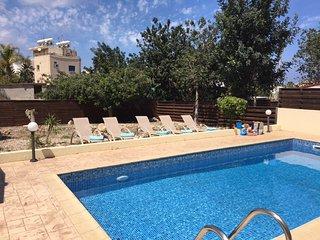 Olympic Villa Crystal Lagoon, WiFi, private pool - Protaras vacation rentals