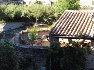 Bright 2 bedroom Vacation Rental in Olargues - Olargues vacation rentals
