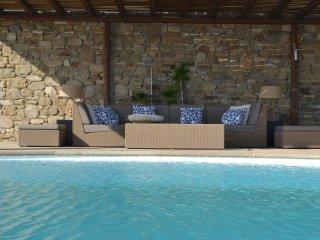 Mykonos Crystal Resort - Villa con Vista Mozzafiato - Agios Stefanos vacation rentals