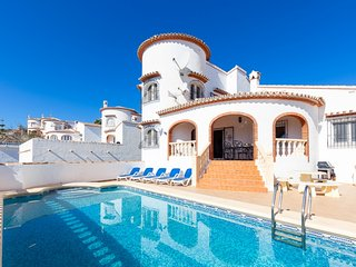 4 bedroom Villa in Denia, Costa Blanca, Spain : ref 2028137 - Llosa de Camacho vacation rentals