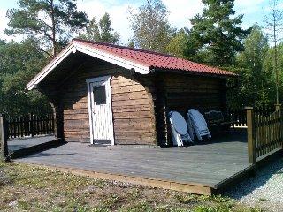 Timrad stuga för 1-2 personer - Vasterljung vacation rentals