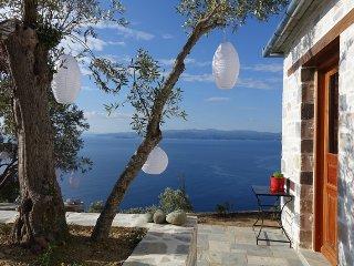 Maison du Grand Amandier - Afeilianes Stone Houses - Pélion du sud - Platania vacation rentals