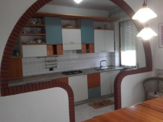 Apartment for rental in the middle of the country,near the sea and the mountains - Ostra vacation rentals