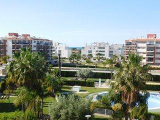Amplio apartamento en bonita urbanización - El Verger vacation rentals