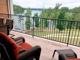 Lake Martin Lakeside Condo with Top Floor View - Dadeville vacation rentals