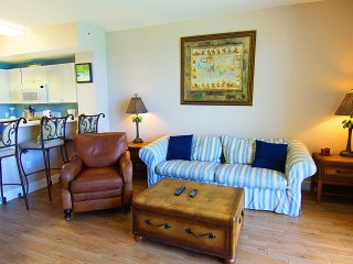 $200 Off any week in June! 11th Floor Slps 6, beachfront condo w/beach chairs - Panama City Beach vacation rentals
