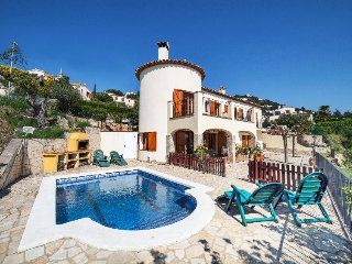 3 bedroom Villa in Calonge, Costa Brava, Spain : ref 2396037 - Calonge vacation rentals