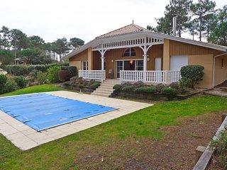 4 bedroom Villa in Lacanau, Gironde, France : ref 2395492 - Lacanau vacation rentals