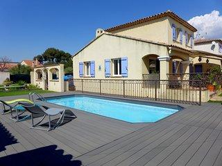 3 bedroom Villa in Saint Cyr sur mer Les Lecques, Cote d Azur, France : ref - Saint Cyr sur mer vacation rentals
