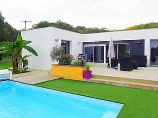 4 bedroom Villa in Villefranque, Basque Country, France : ref 2380075 - Ustaritz vacation rentals