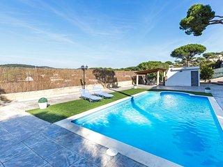 3 bedroom Villa in Tordera, Costa Brava, Spain : ref 2380057 - Macanet de la Selva vacation rentals