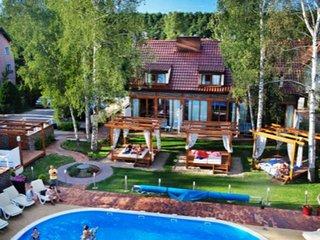 5 bedroom Villa in Mikoszewo, Pomerania, Poland : ref 2379979 - Mikoszewo vacation rentals