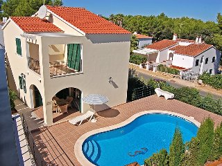 4 bedroom Villa in Cala Galdana, Menorca, Menorca : ref 2379464 - Serpentona vacation rentals