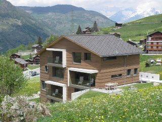 3 bedroom Apartment in Grächen, Valais, Switzerland : ref 2250135 - Grächen vacation rentals