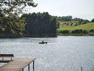 5 bedroom Villa in Wielkie Lezno, Mazury, Poland : ref 2300298 - Wielkie Lezno vacation rentals