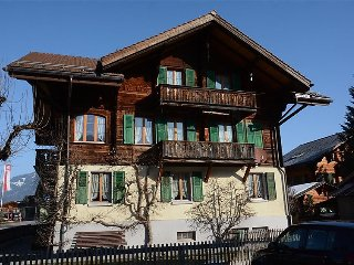 2 bedroom Apartment in Gstaad, Bernese Oberland, Switzerland : ref 2297096 - Saanen vacation rentals