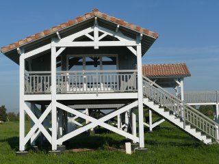 Nice Chalet with Balcony and DVD Player - Talais vacation rentals