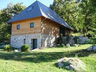 2 bedroom Villa in Plitvice, Kvarner Hills, Croatia : ref 2285876 - Korenica vacation rentals