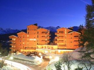 1 bedroom Apartment in Crans Montana, Valais, Switzerland : ref 2285544 - Crans-Montana vacation rentals