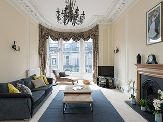 Stunning period apartment - Edinburgh vacation rentals