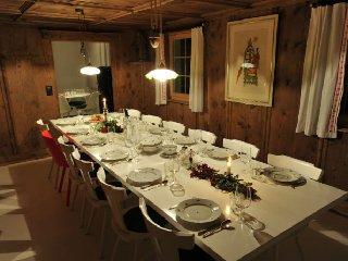 6 bedroom Apartment in Breil, Surselva, Switzerland : ref 2284786 - Breil/Brigels vacation rentals
