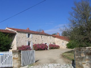 3 bedroom Villa in Saint Laurent de la Salle, Vendee  Western Loire, France - La Chapelle-Themer vacation rentals