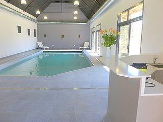 5 bedroom Villa in Pontorson, Normandy, France : ref 2284533 - Courtils vacation rentals