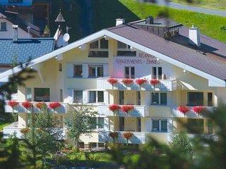 2 bedroom Apartment in Samnaun, Engadine, Switzerland : ref 2283782 - Samnaun vacation rentals