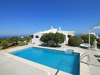 3 bedroom Villa in Cala Morell, Menorca, Menorca : ref 2283737 - Cala Morell vacation rentals
