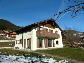 4 bedroom Apartment in Breil, Surselva, Switzerland : ref 2283466 - Breil/Brigels vacation rentals