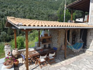 Traditional villa with great panoramic view and absolute quietness and privacy - Vlicho vacation rentals