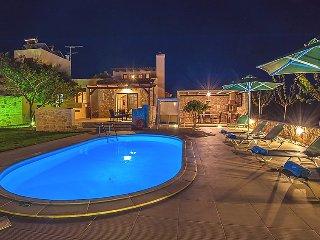 3 bedroom Villa in Stavromenos, Rethymno, Crete, Greece : ref 2253491 - Stavromenos vacation rentals