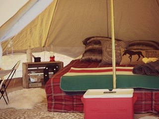 Romantic 1 bedroom Tented camp in Englishtown - Englishtown vacation rentals