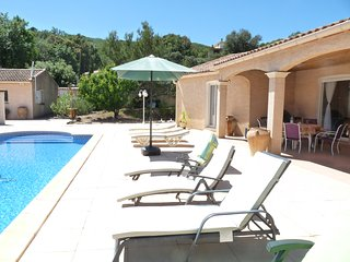 Les Olivettes, villa with guest house in picturesque setting, walk to village - Cabrieres (Herault) vacation rentals