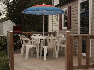 mobil home au Domaine de Dugny à Onzain - Onzain vacation rentals