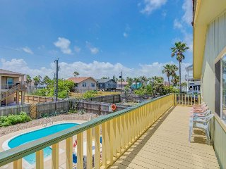 Oceanview, family-friendly home w/private pool & beach access! - Port Isabel vacation rentals