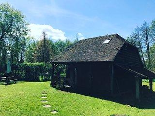 Unique Riverside Barn Close to Mottisfont Abbey - Lockerley vacation rentals
