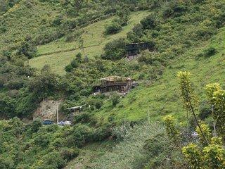 Espectacular View in Baños - Ecuador active Volcano - Banos vacation rentals