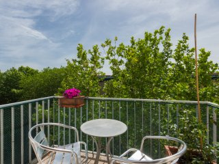 Trastevere Large Apartment Balcony - Rome vacation rentals