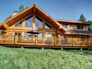 Pioneer Lakefront Log Cabin ~ RA151554 - Donnelly vacation rentals