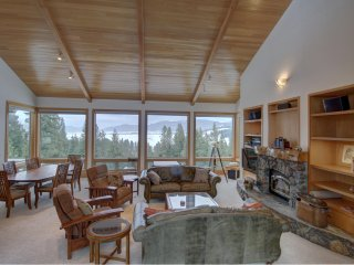 Comfortable House with Deck and Television - New Meadows vacation rentals