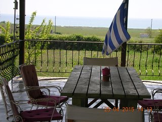 Quiet spacious villa near the sea with large gardens and ample parking. - Epanomi vacation rentals